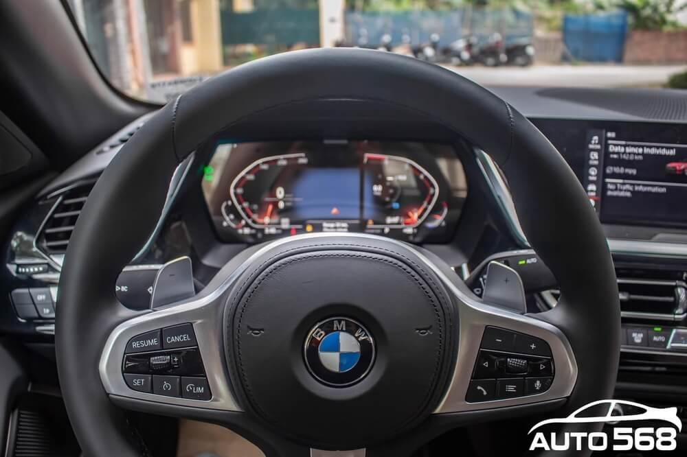 Cận cảnh BMW Z4 sDrive30i M-Sport 2021 - Xe thể thao mui trần cho đại gia Việt ưa phóng khoáng