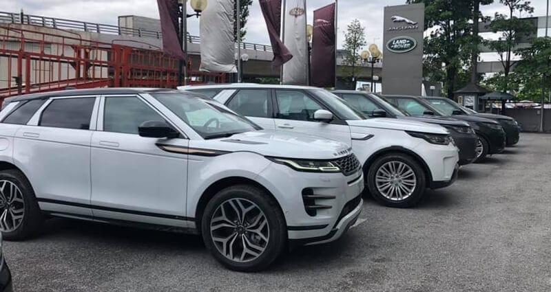 Người Việt phải mua xe Range Rover giá đắt đỏ hàng đầu thế giới